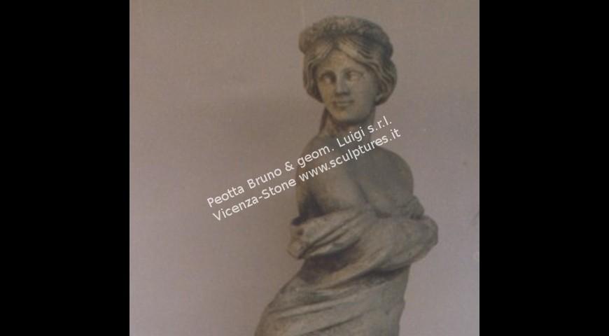 352 - Greek Statue