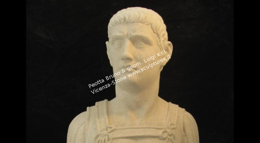 346 Roman Bust