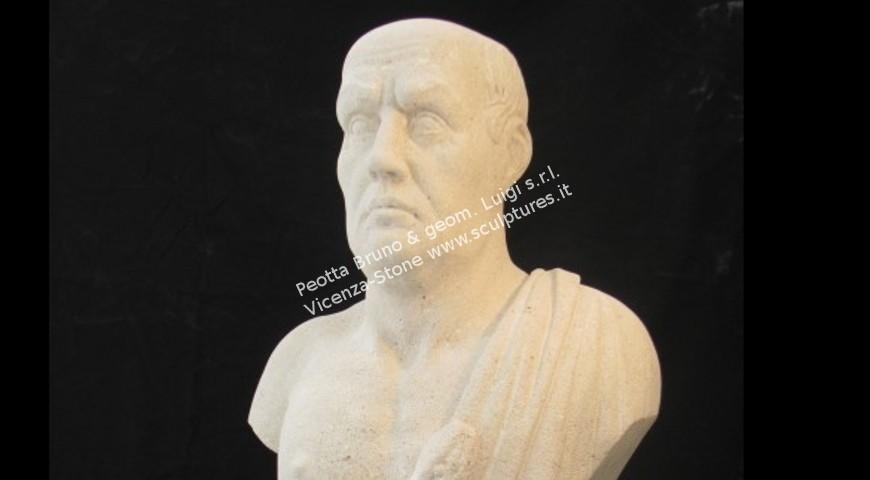 350 - Roman Bust