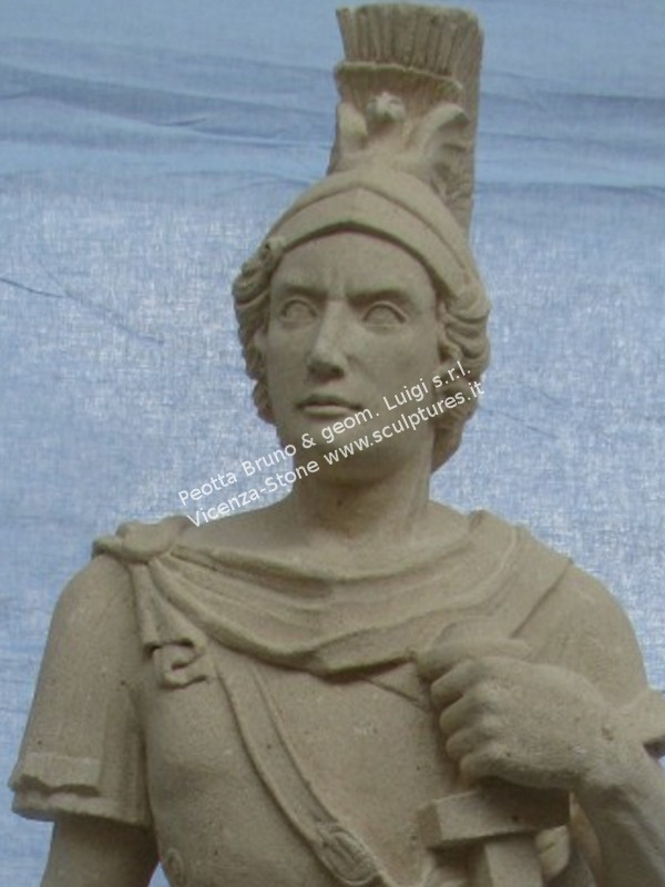453 Mars Statue