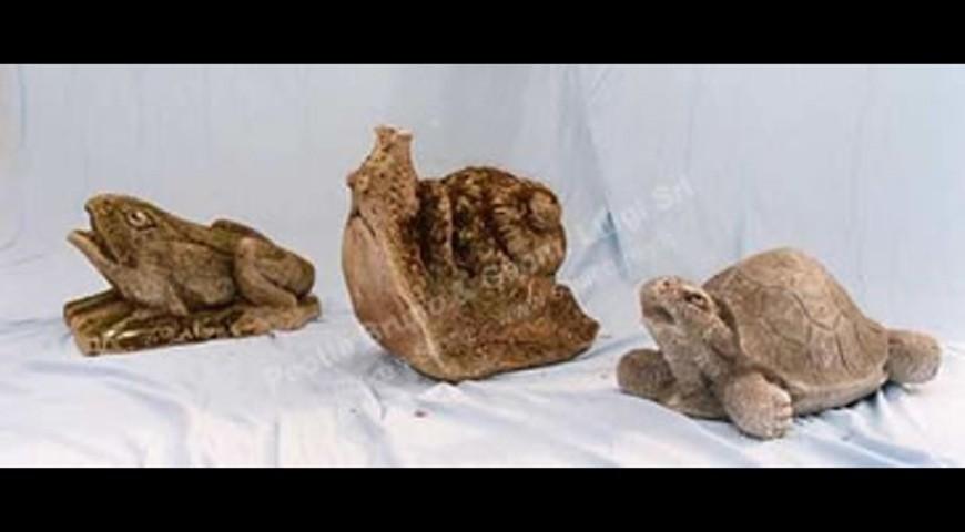 108 Frog, Snail, Tortoise