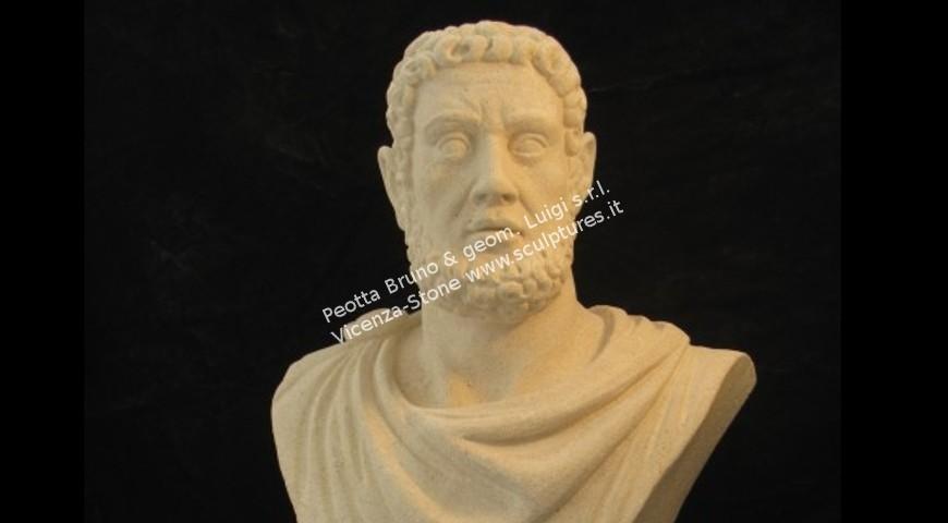 348 - Roman Bust