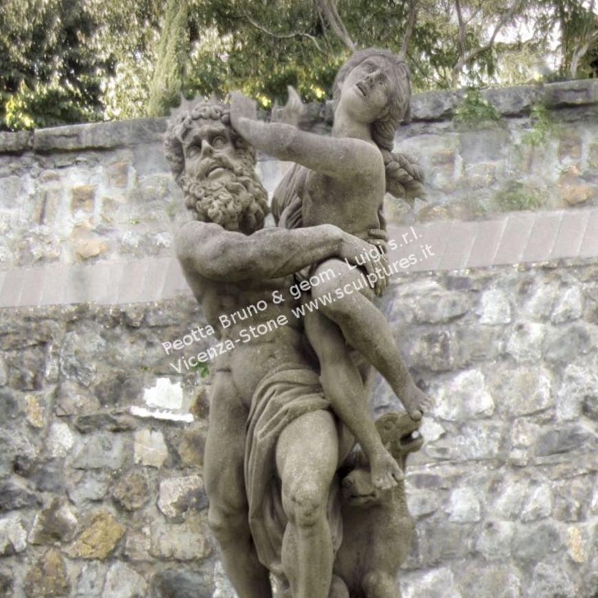 R021 Ratto di Proserpina sculpture