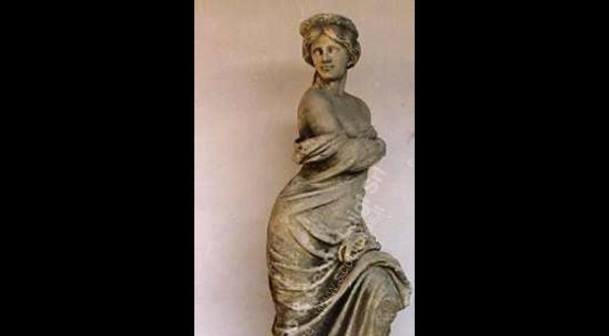 154 Mythological Statue