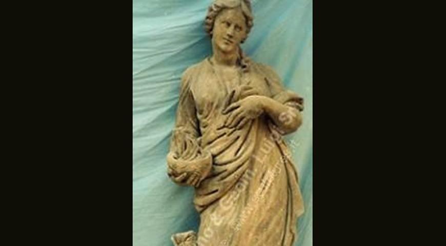 072 Elements Statues