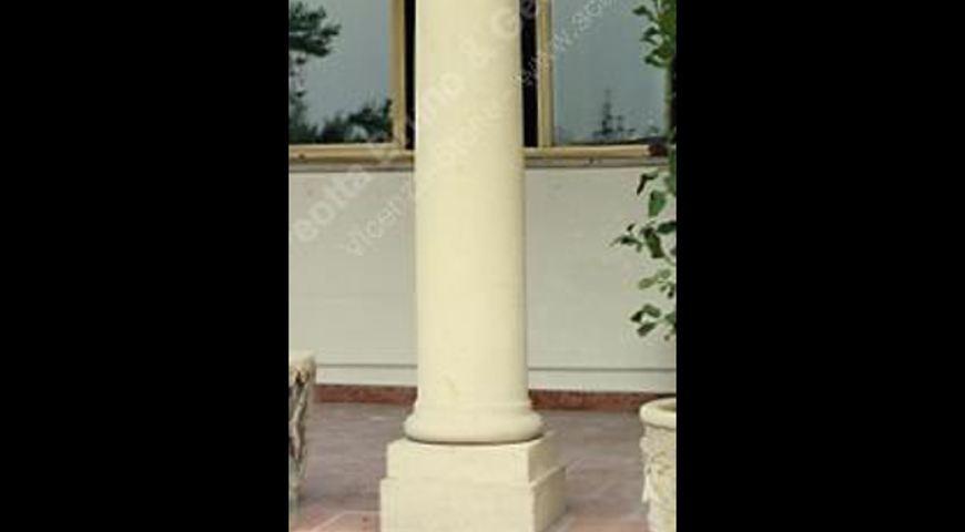 088 Stone Columns