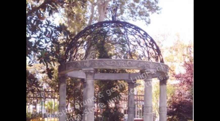 378 Gazebo with Masks