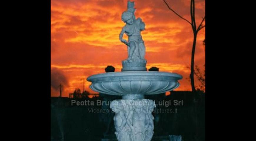 039 - Sunset Fountain