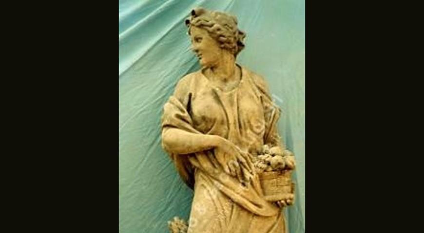 073 Elements Statues