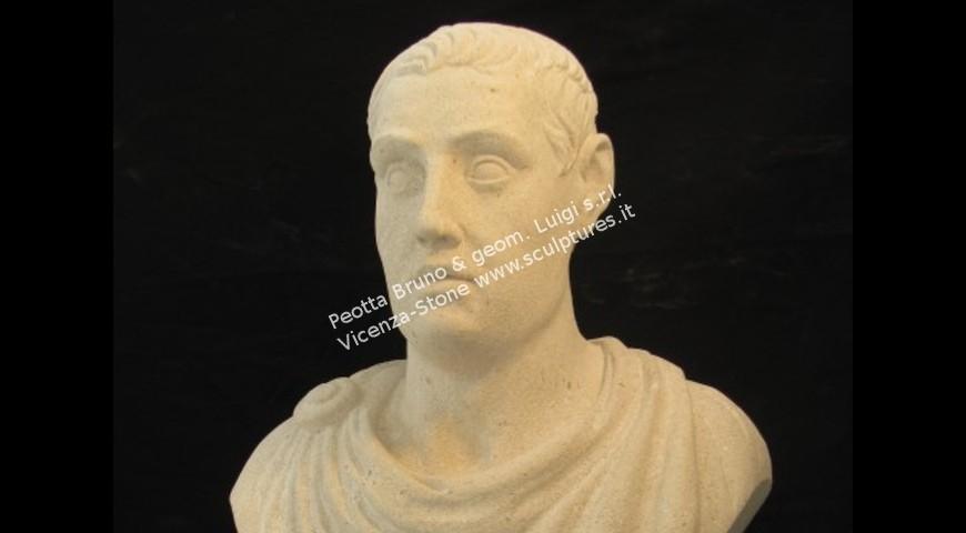 345 - Roman Bust