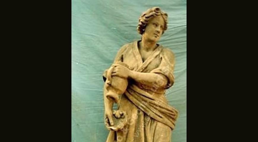 074 Elements Statues