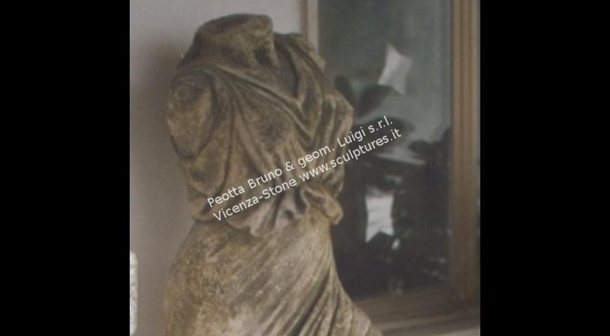353 - Greek Statue