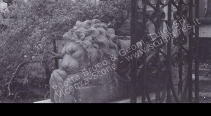 306 Canova Lion