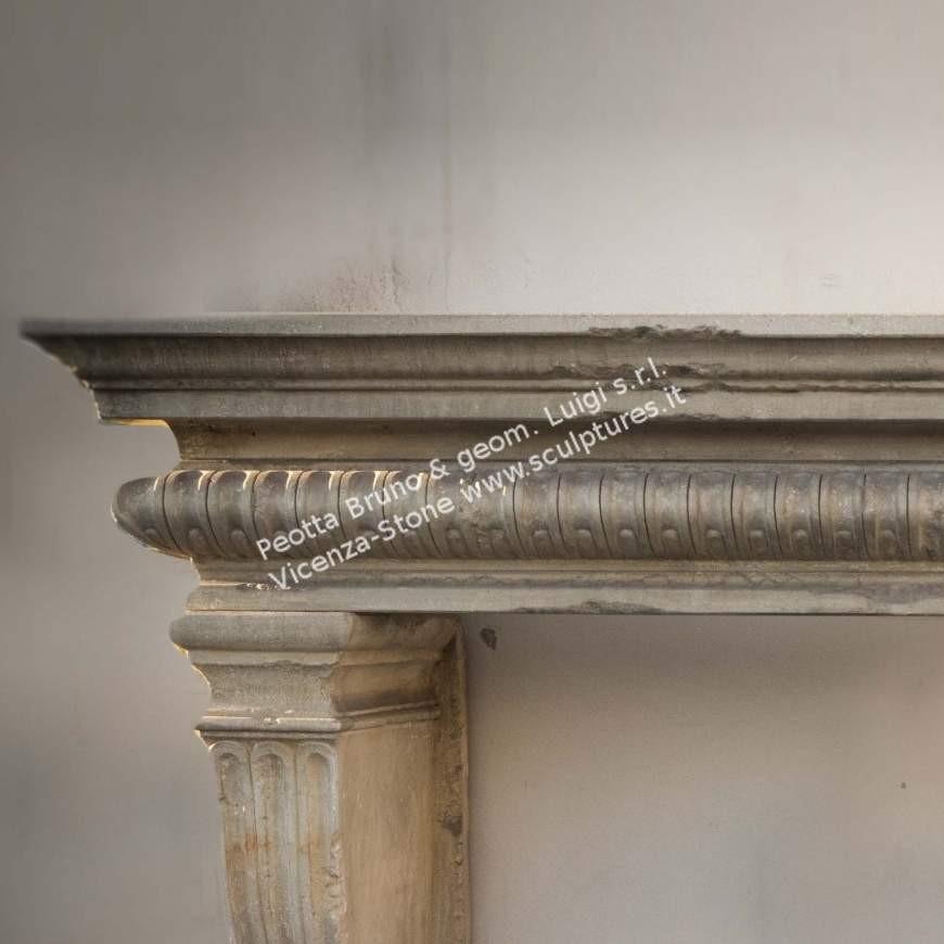 I015 Venice Fireplace