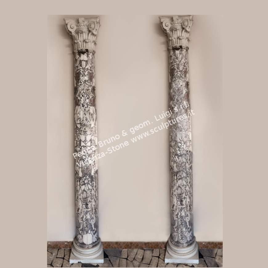 I017 Wall Columns