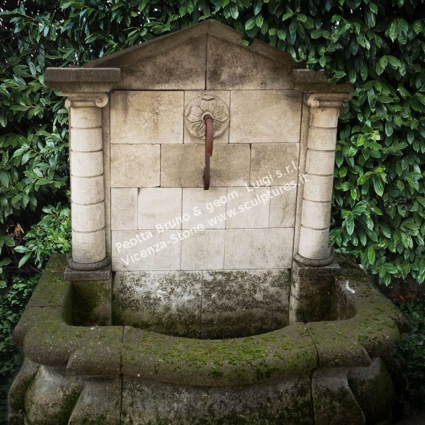 R048 Wall fountain