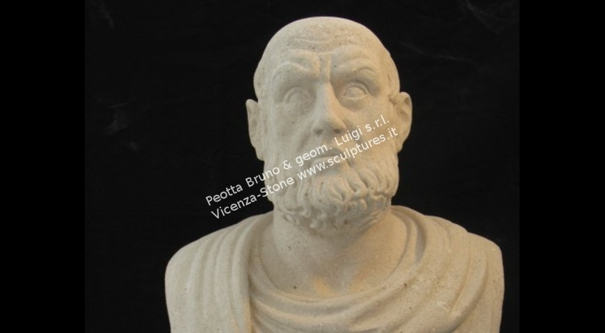 344 - Roman Bust