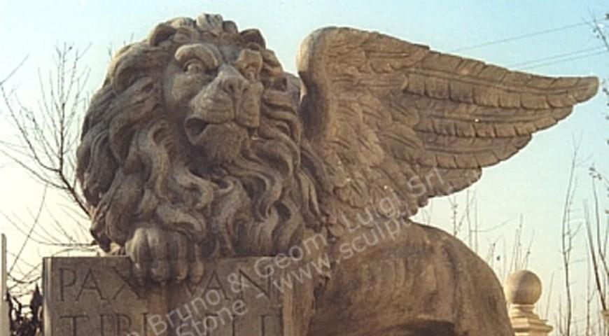 154 Venice San Marco Lion