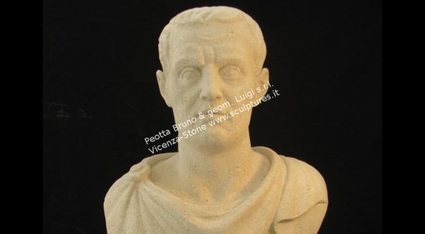 347 - Roman Bust