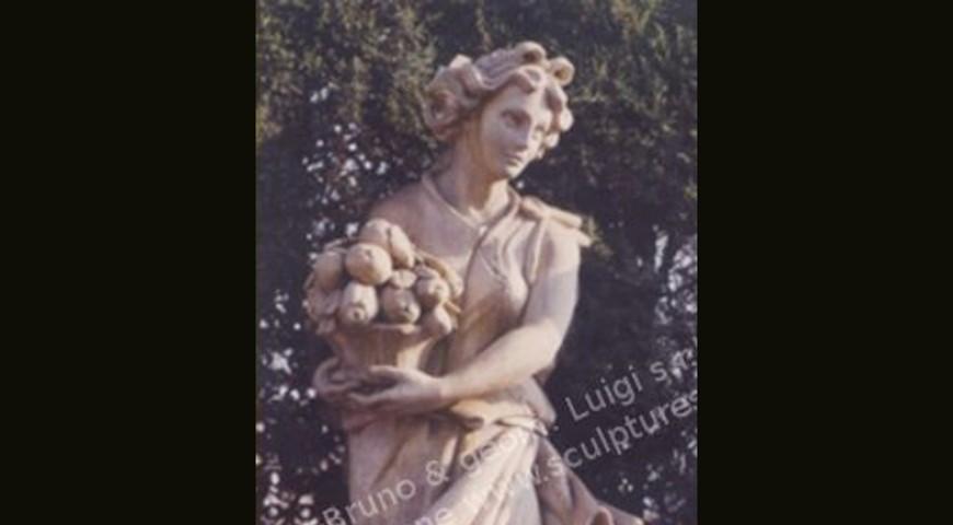 364 Autumn Statue