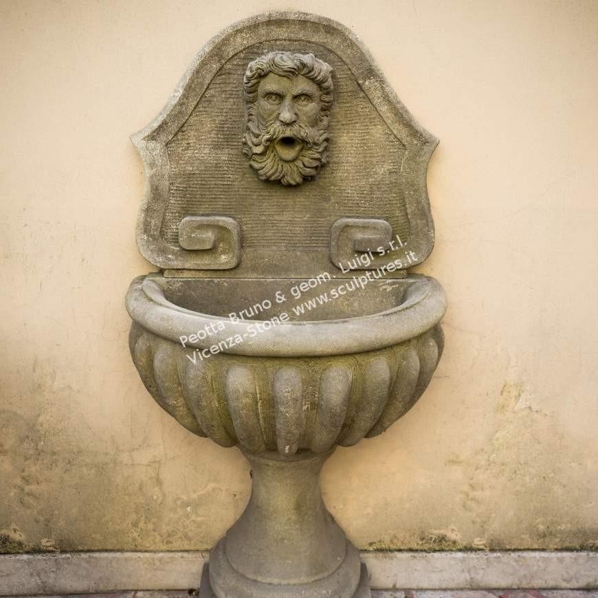 R064 Wall Fountain