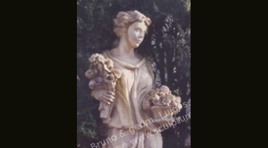 362 Spring Statue