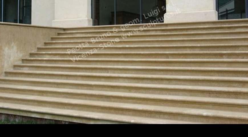 432 Stone Stairs