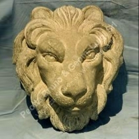 079 Lion Head Mask