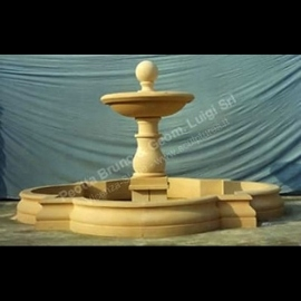 029 One-Tier Fountain
