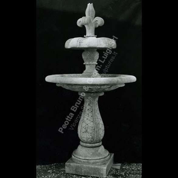 038 Two-tiers Fountain