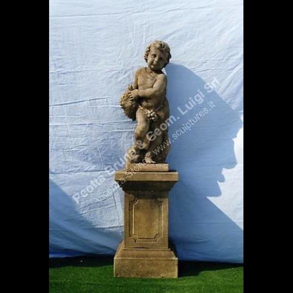 Putti Ornamental Statues, Ornamental Garden