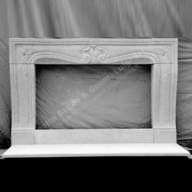 GG 211 Flower Fireplace