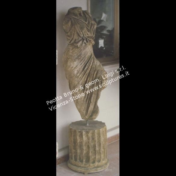 peotta bruno sculture per arredo interni statue e