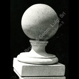 013 Finial with Ball