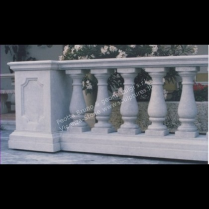 435 Straight Balustrade
