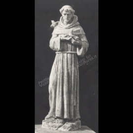 R5 St. Francis Statue