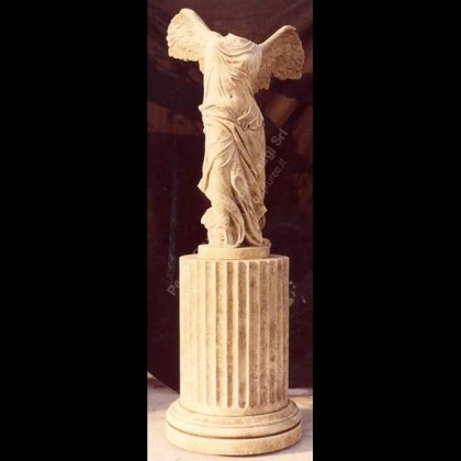 122 Nike of Samothrace