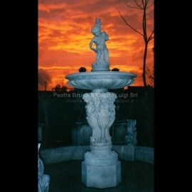 039 Sunset Fountain